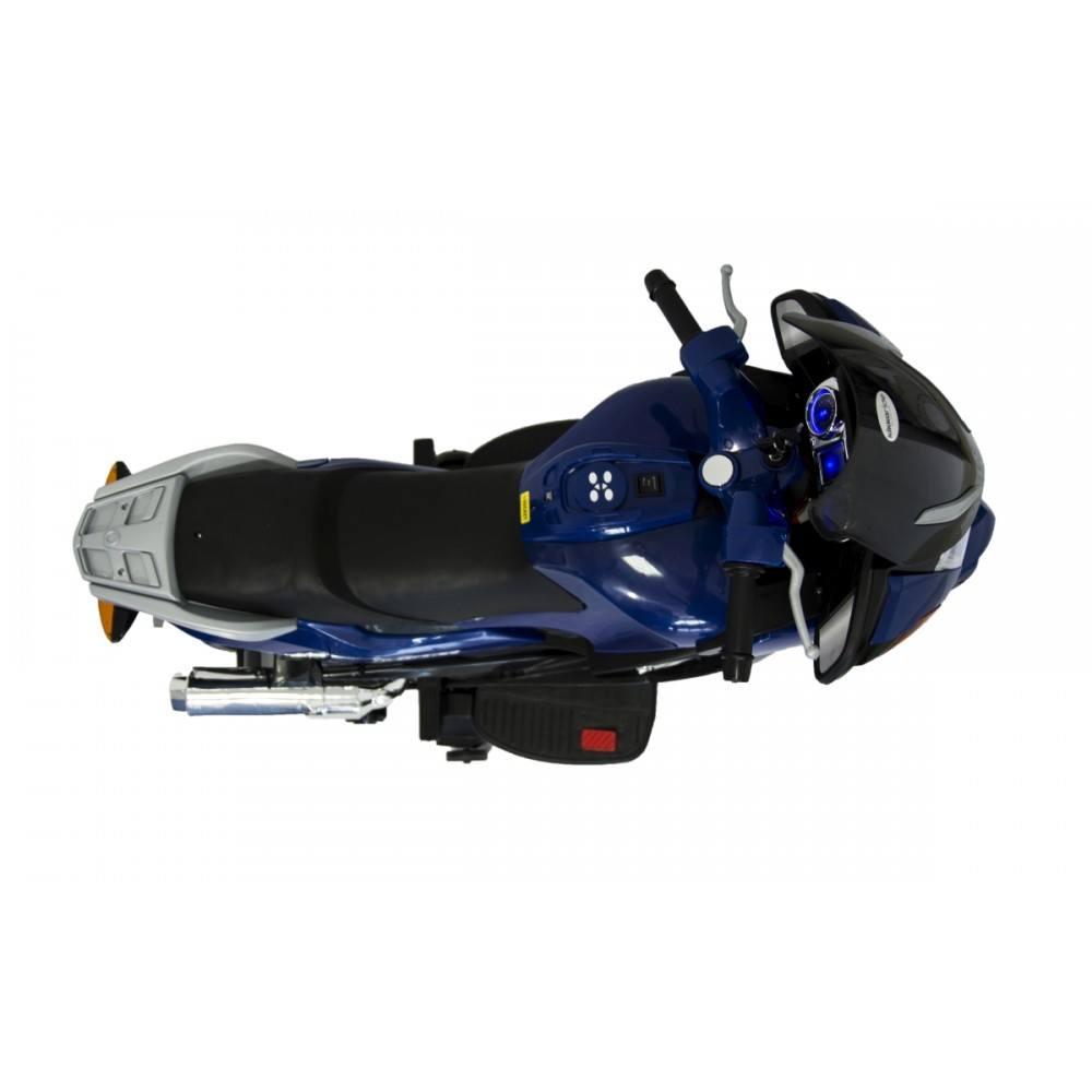 Motocicleta electrica cu doua locuri Speedster Blue