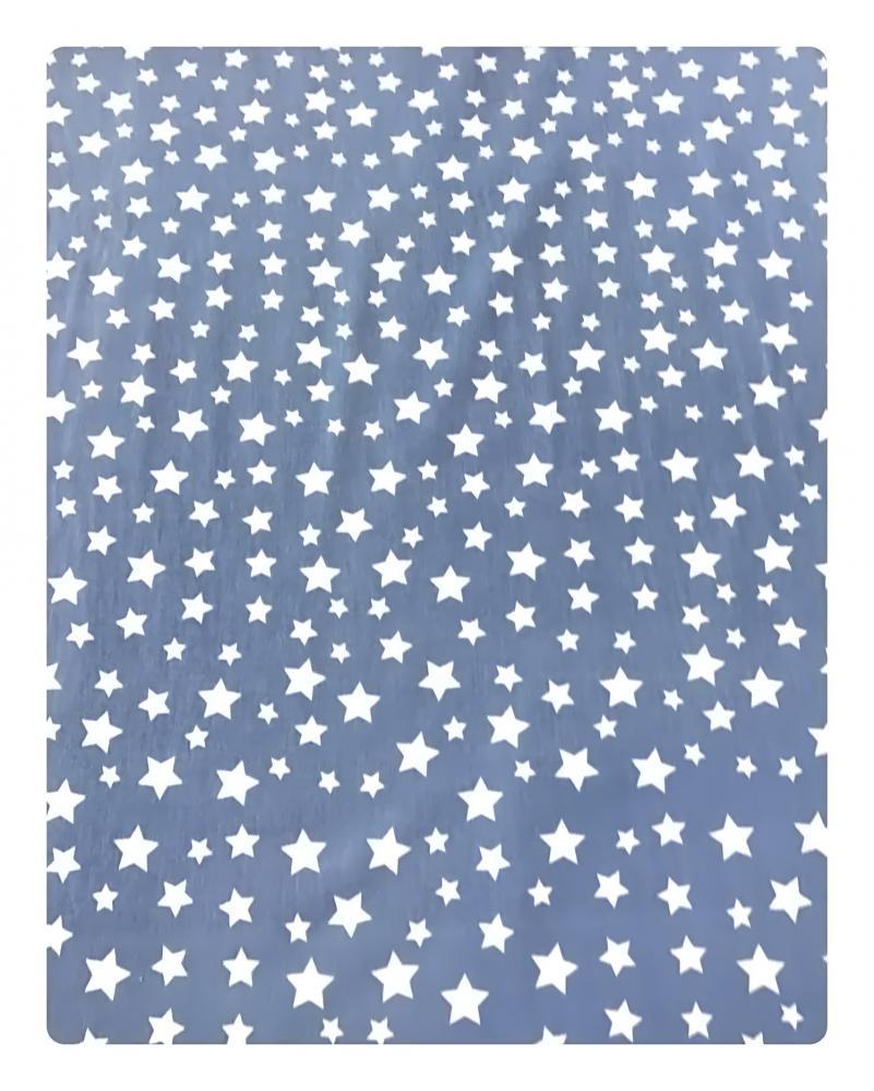 Paturica de vara Junior stelute pe albastru