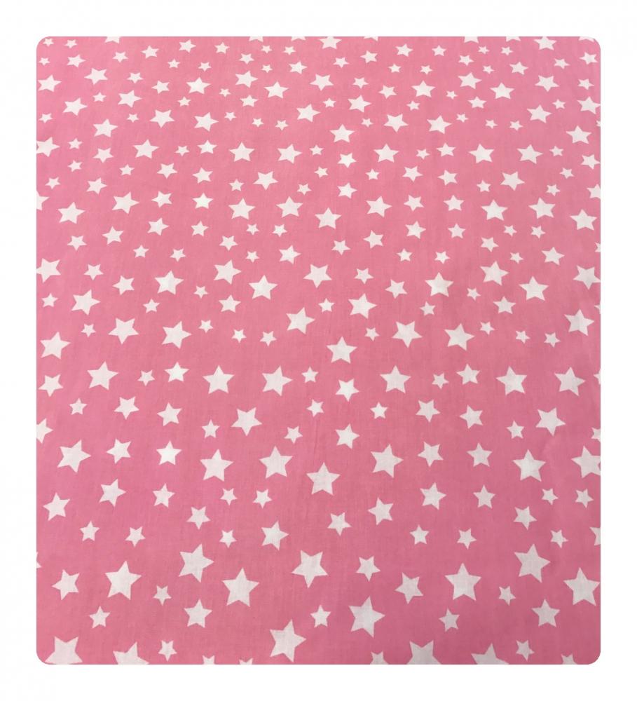 Paturica de vara Stelute pe roz imagine
