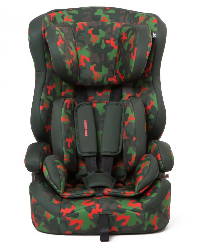 Scaun auto Camouflage Red 9-36 kg