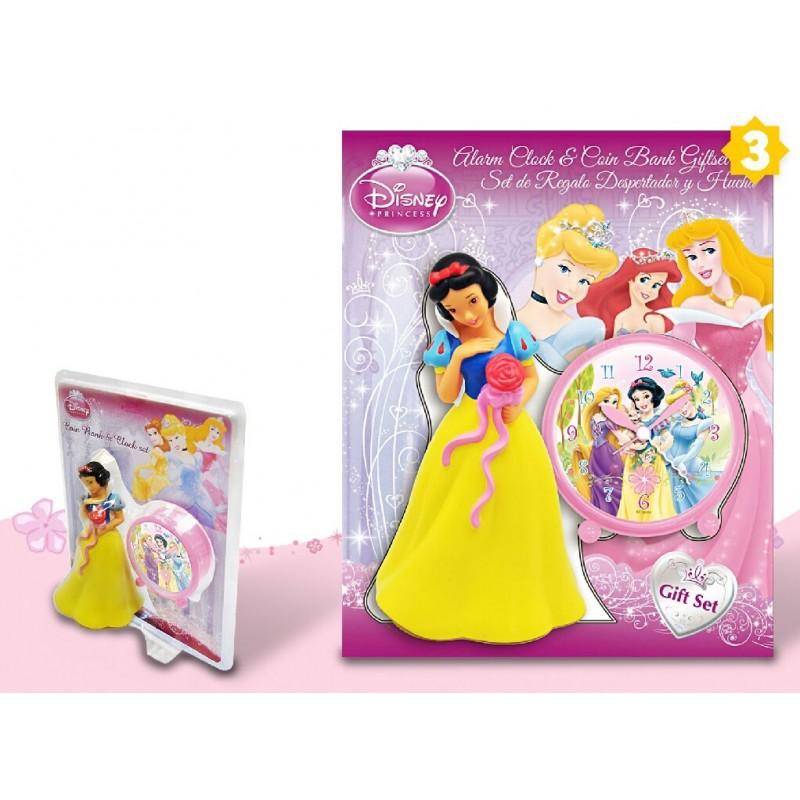 Set cadou ceas masa pusculita Princess Alba ca zapada