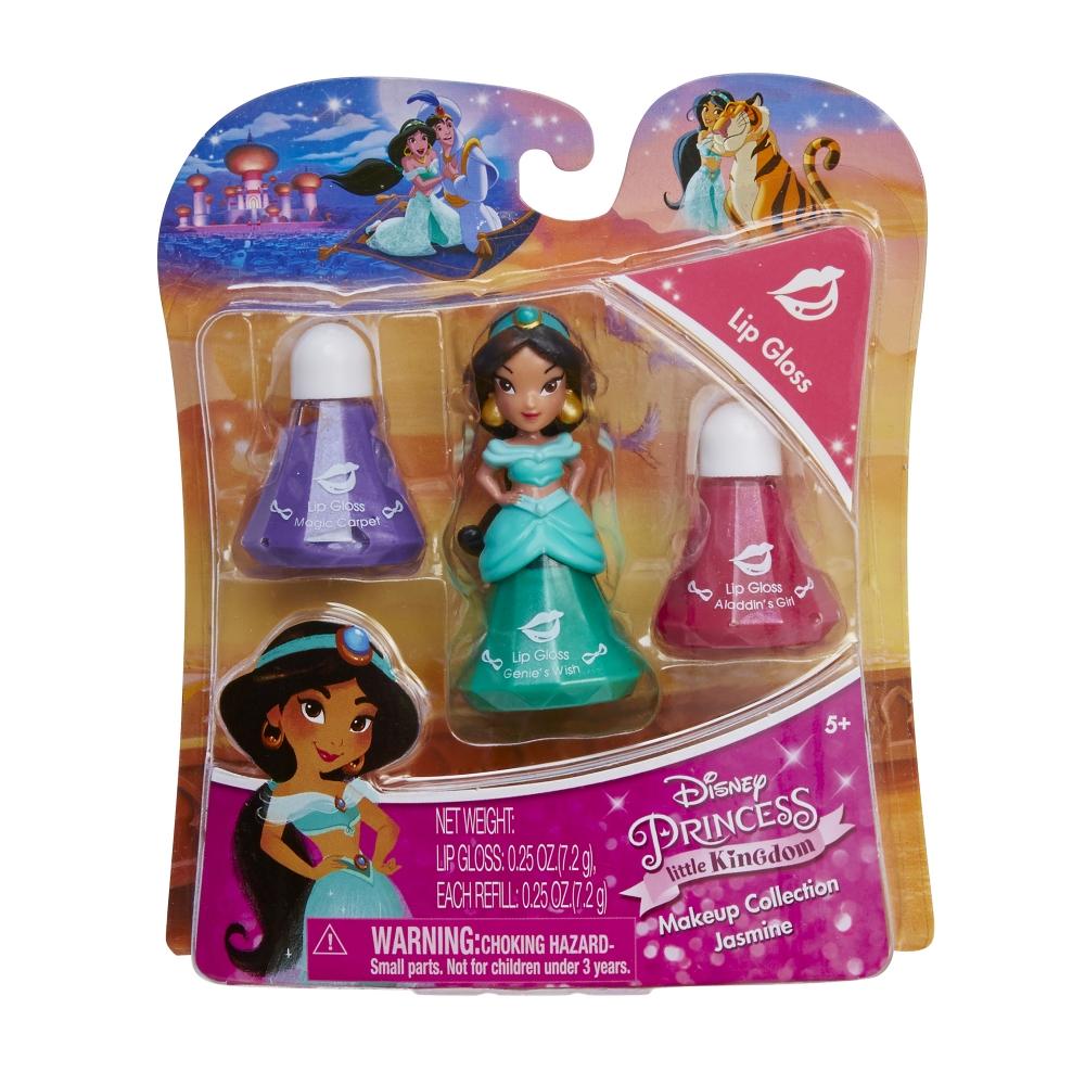 Set machiaj Disney Princess Jasmine lip stick