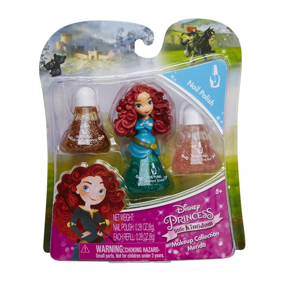 Set Machiaj Disney Princess Merida Nail Nichidutaro