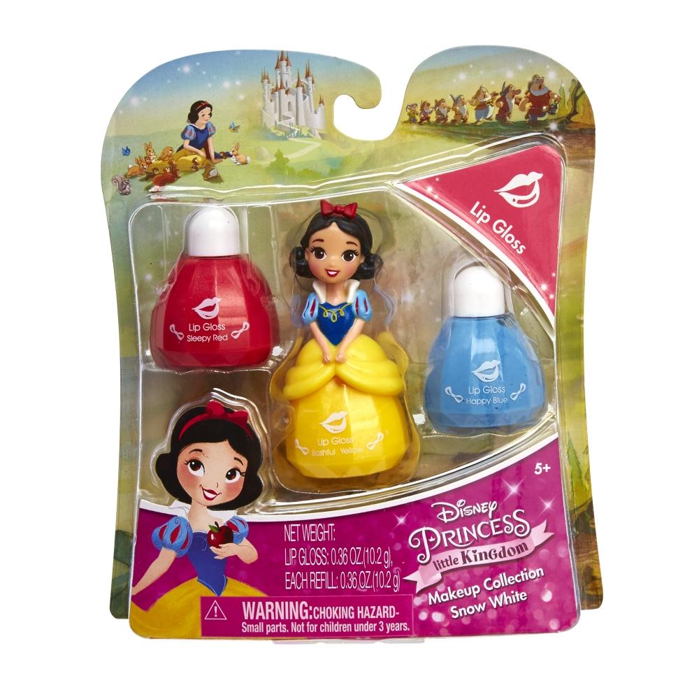 Set machiaj Disney Princess Snow White lip stick