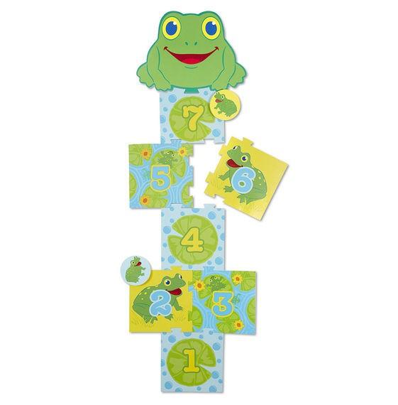 Sotron din spuma Skippy Frog