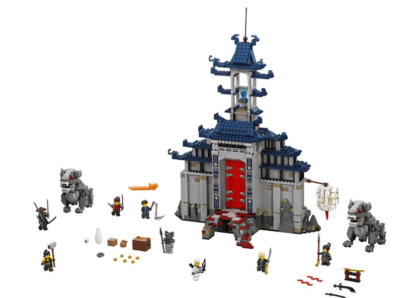 Templul armei supreme (70617)