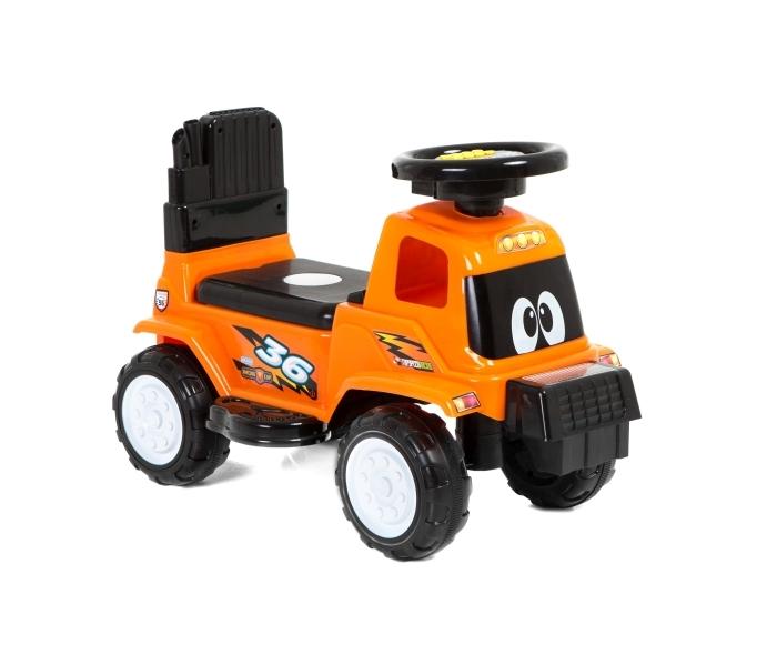 Tractor fara pedale Orange