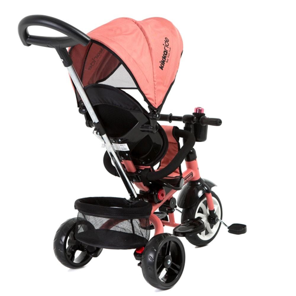Tricicleta 3 in 1 Xammy Pink