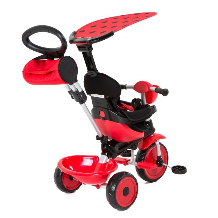 Tricicleta pentru copii Beep Me Ladybird