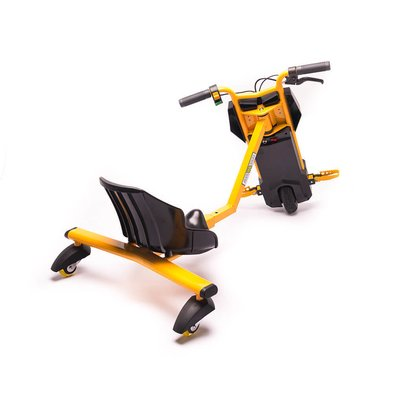 Tricicleta electrica Freewheel Super Power Drift Trike Orange