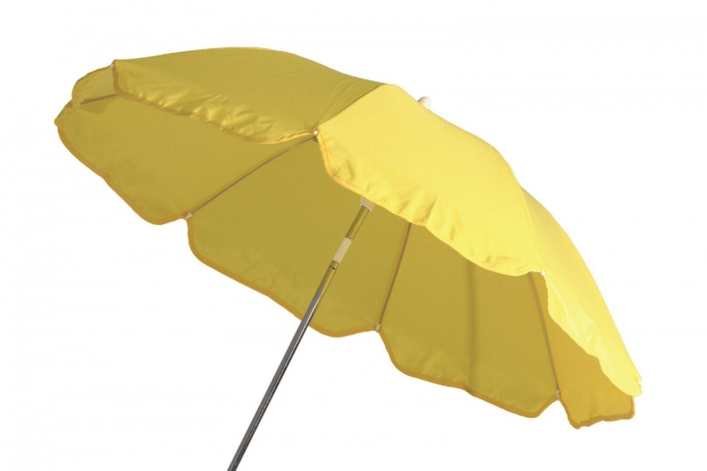 Umbrela pentru carucior 60cm UV 50+ Yellow A Haberkorn