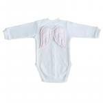 Body B01 angel fete 3-6 luni (62 cm)