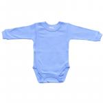 Body B10 basic albastru 0-1 luna ( 50 cm)
