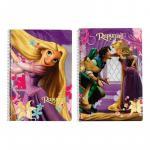 Caiet cu spira A4 80 de file colectia Rapunzel