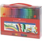 Set Carioci 60 Culori Connector Faber-Castell 0