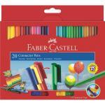 Carioca Faber-Castell 20 culori