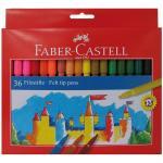 Carioci Faber-Castell 36 culori