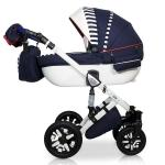 Carucior 3 in 1 Jools Eclipse Navy