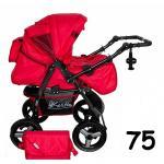 Carucior multifunctional Kerttu Twist-R 75 rosu
