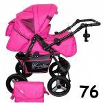 Carucior multifunctional Kerttu Twist-R 76 roz