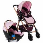 Carucior transformabil 3 in 1 Allure Liliac
