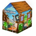 Casuta Angry Birds 102x76 cm