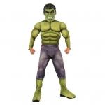 Costum Hulk Deluxe M