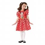 Costum Minnie - Rosu M