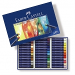 Creioane Ulei Pastel Faber-Castell  24 culori