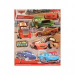 Decoratiune 3D pentru camera copii Cars SPH-116