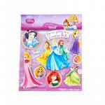 Decoratiune din burete pentru camera copii Princess SPH-118