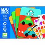 Stickere educative cu forme geometrice