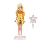 Figurina Barbie cu accesorii horoscop Fecioara