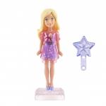 Figurina Barbie cu accesorii horoscop Pesti