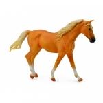 Figurina Cal Missouri Fox Trotter auriu