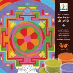 Joc cu nisip colorat Mandala tibetana