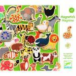 Joc magnetic cu animale