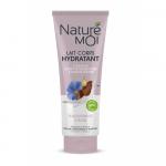 Lapte de corp hidratant piele normala spre uscata cu extract de bio de in de burgundia 250 ml