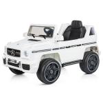 Masinuta electrica Chipolino SUV Mercedes Benz G63 white