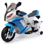 Motocicleta electrica Mood Moto White Blue