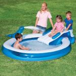 Piscina Seal Slide