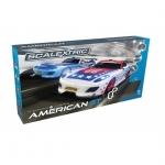Pista masinute American GT Scalextric