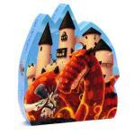 Puzzle - Castelul dragonului