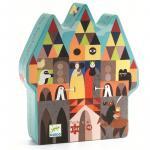 Puzzle - Castelul fantastic
