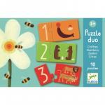 Puzzle duo - Numere