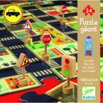 Puzzle gigant  - Orasul
