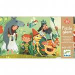 Puzzle gigant - Parada povestilor
