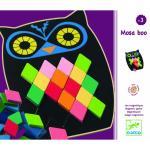 Puzzle mozaic Bufni