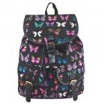 Rucsac urban Butterfly fond negru LaRue