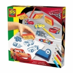 Set stampile Disney Cars 3 -11 buc